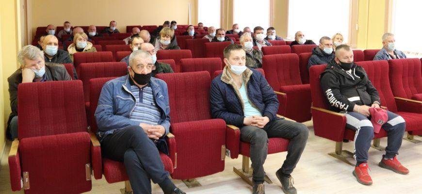 В Костроме Госавтоинспекторы провели встречу с руководителями и работниками автопредприятий