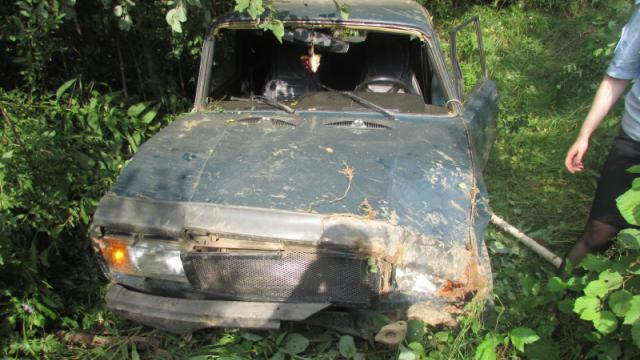 В ДТП на трассе Боговарово - Соловецкое пострадал водитель
