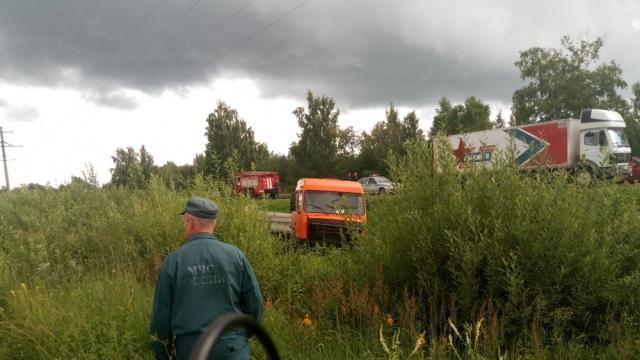 Подробности ДТП в городе Волгореченск