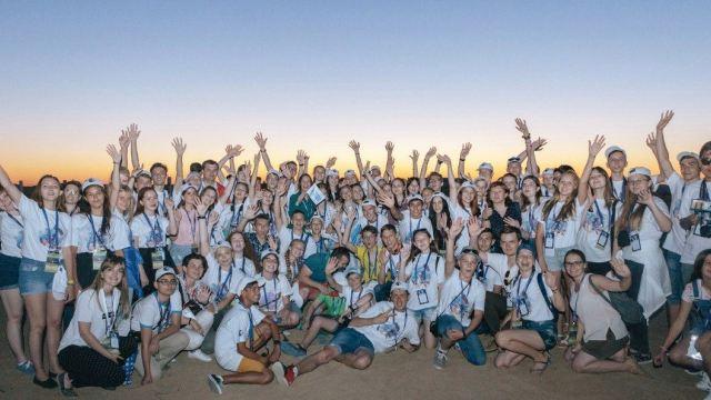 Костромские школьники приняли участие в Детском космическом фестивале на космодроме Байконур