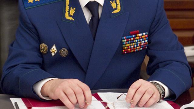 Представитель прокуратуры области принял участие в круглом столе, состоявшемся в УФСИН России по Костромской области