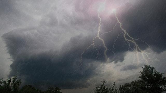 16 июля в Костроме и по области прогремят грозы и пройдут дожди