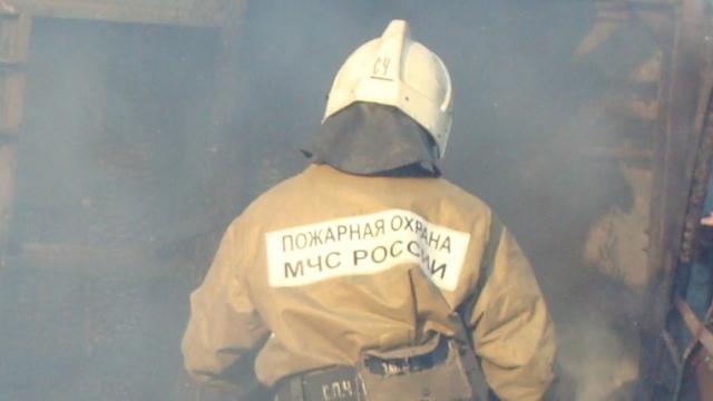 Подробности пожара в Берендеевке