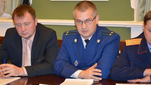 Представители прокуратуры области принял участие в заседании круглого стола на тему: «Гармонизация межэтнических отношений в Костромской области»