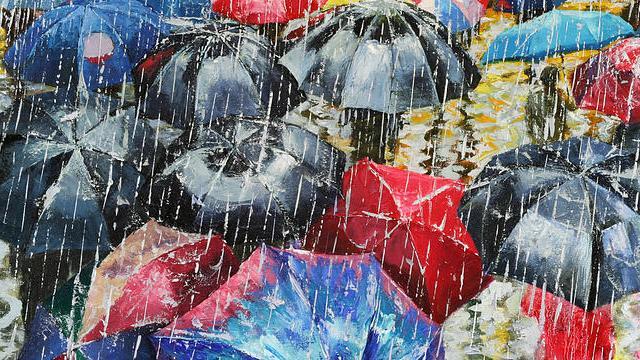 13 июня в Костромской области ожидаются дожди и грозы