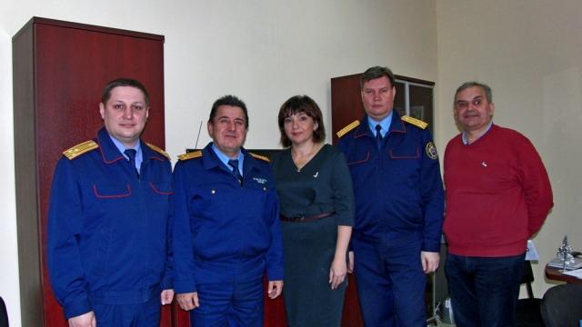 Состоялась рабочая встреча с представителями Общероссийского народного фронта в Костромской области