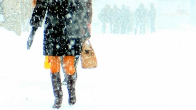 9 января в Костромской области ожидается небольшой снег