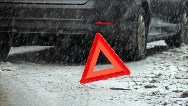 В Поназыревском районе столкнулись легковушка и трактор