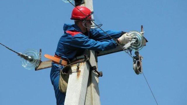 Из-за непогоды в Галиче и Галичском районе произошло отключение электроснабжения