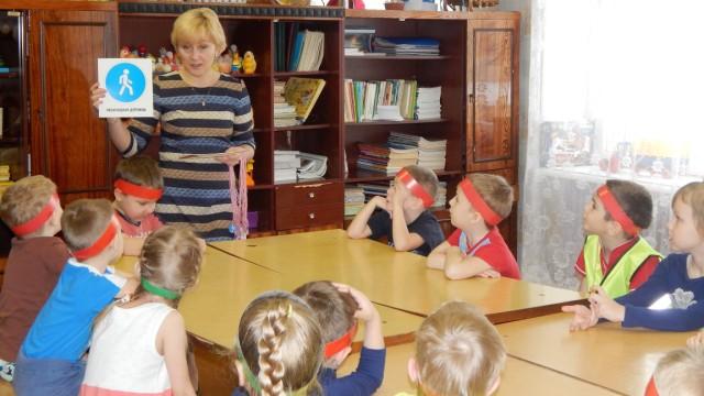 В Костромском районе дошкольники заслужили звание «Гении дорог»