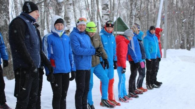 Команда УФСИН России по Костромской области стала лидером лыжных гонок