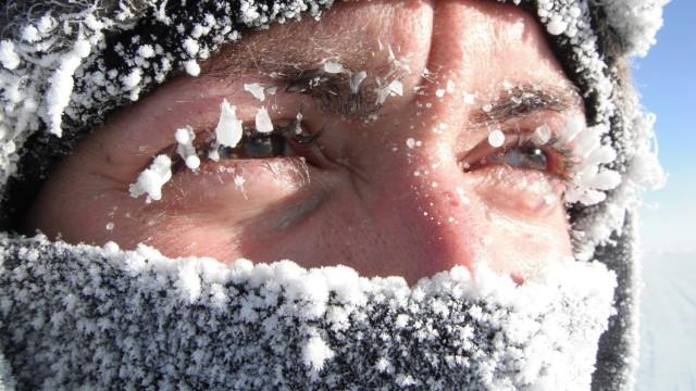 На столицу Российской Федерации надвигаются аномальные морозы— МЧС