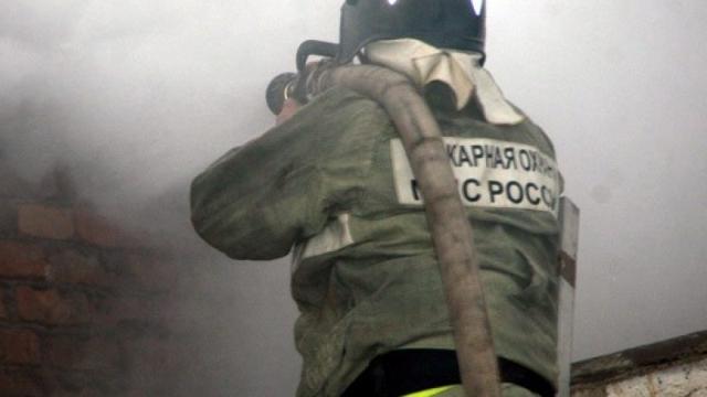 Подробности пожара в наркологическом диспансере