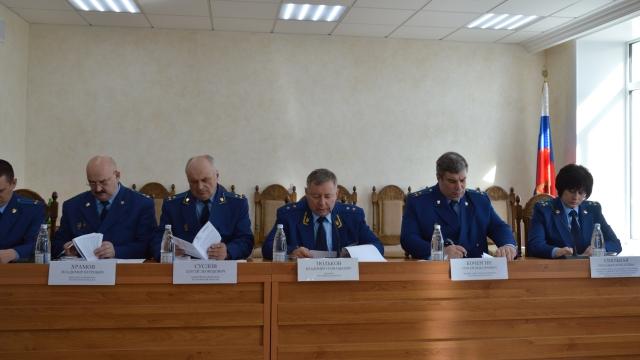 20 марта состоялось заседание коллегии прокуратуры Костромской области