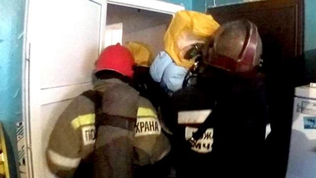 В Костроме эвакуировали жильцов из горящего дома на Депутатской
