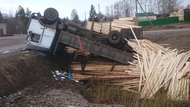 Один человек пострадал в ДТП на трассе Судиславль-Галич-Чухлома