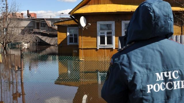Приусадебные участки затопило в Солигаличе