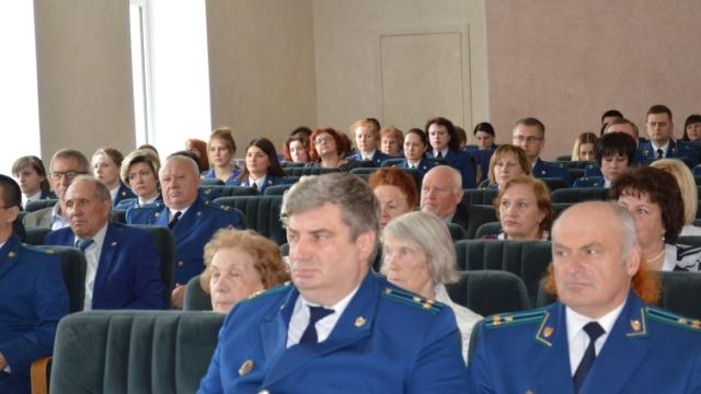 В прокуратуре Костромской области состоялось торжественное собрание, посвященное 73-годовщине Победы в Великой Отечественной войне
