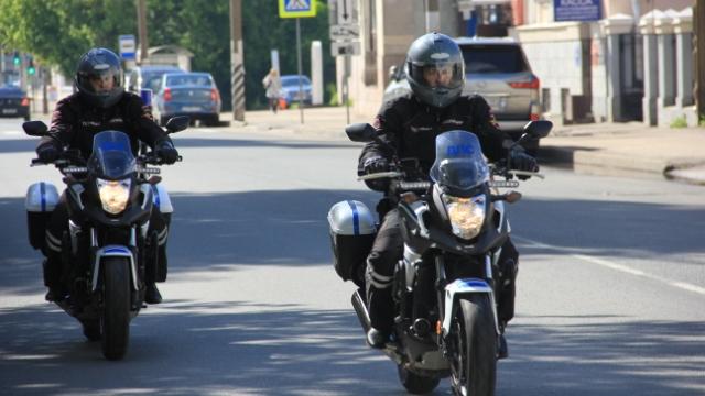 Безопасность костромских водителей мототранспорта – на особый контроль дорожных полицейских