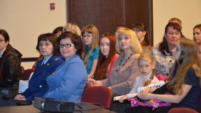 В Международный день защиты детей представитель прокуратуры Костромской области посетила мероприятие «Диабетом не болеем, с живем с ним»