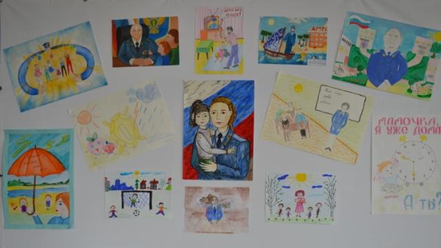 В Костромской области подведены итоги детского конкурса рисунков