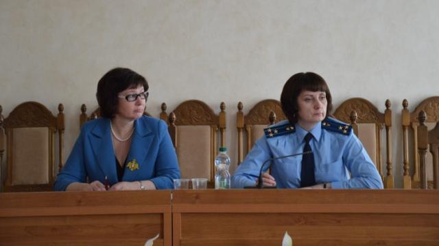 В прокуратуре Костромской области состоялось заседание аттестационной комиссии