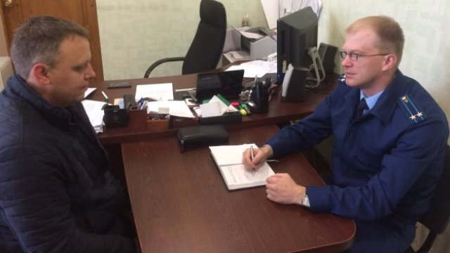 Костромским транспортным прокурором проведен прием граждан