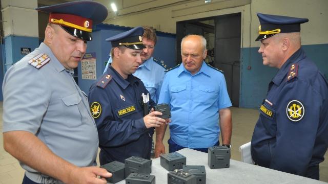 Заместитель прокурора области посетил с проверкой исправительную колонию № 1 УФСИН России по Костромской области