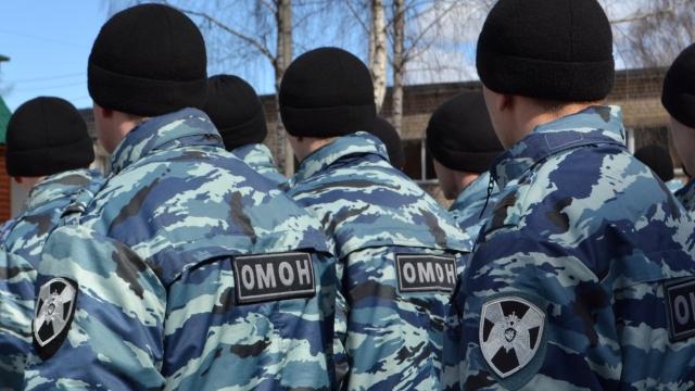 В Костроме ОМОН Росгвардии задержал грабителя