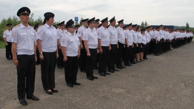 Сводный отряд костромской полиции вернулся с Чемпионата мира по футболу FIFA 2018