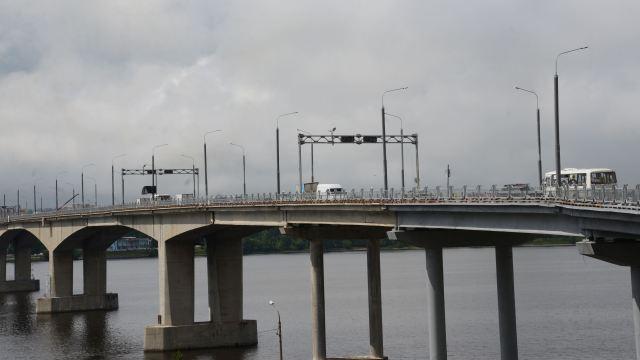 В Костроме мост через Волгу откроют в ближайшие дни