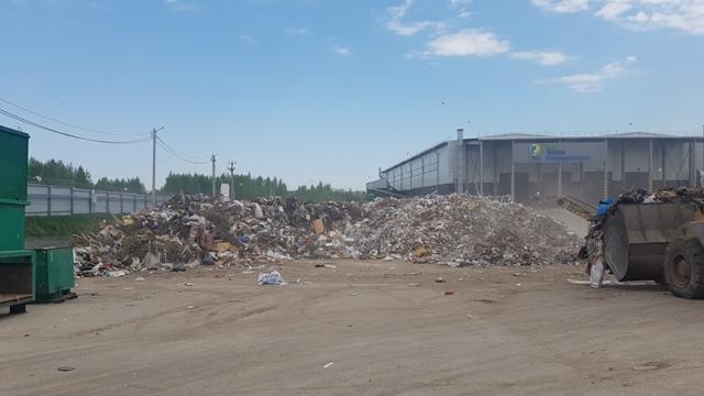 В Костроме на мусоросортировочном комплексе «ЭкоТехноМенеджмент» выявлены грубые нарушения
