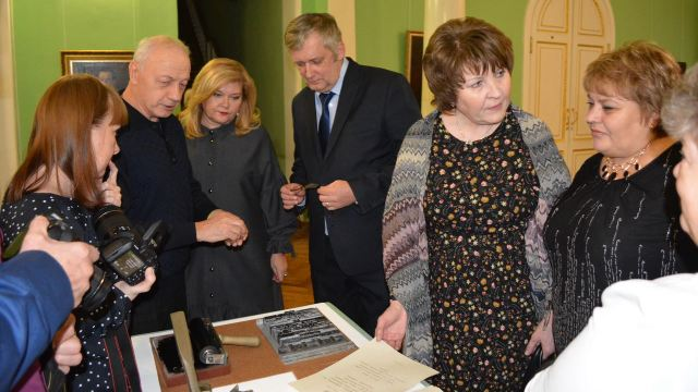 Костромская типография имени Горького отмечает столетний юбилей