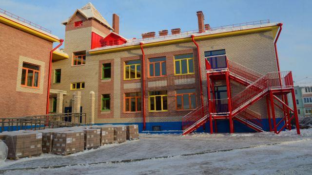 В Костроме завершается строительство детского сада в «Венеции»