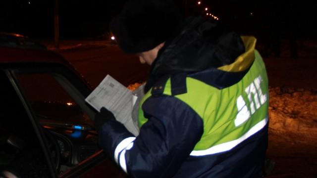 В Костроме наказали водителя «Нивы» за езду по встречной полосе