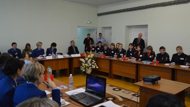 В Костроме прошел семинар для работников прокуратуры и руководителей подразделений по делам несовершеннолетних органов внутренних дел