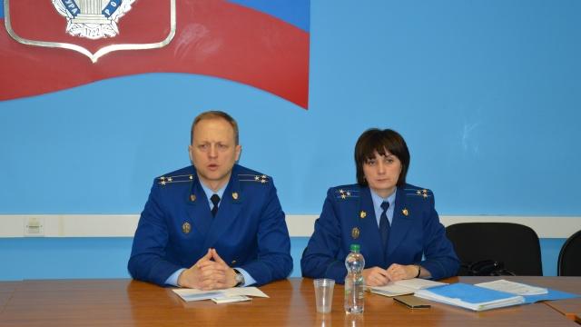 Прокуратурой Костромской области проведен учебно-методический семинар
