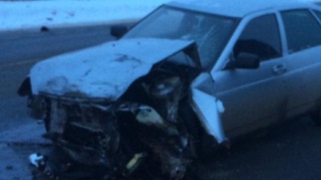 Страшная авария произошла под Костромой: пострадала 32-летняя женщина