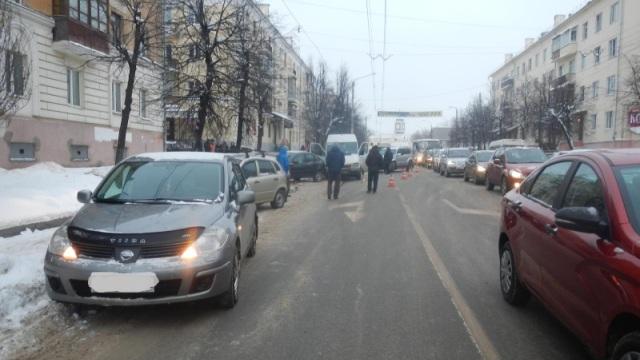 Крупное ДТП в Костроме: среди пострадавших 2-летняя девочка