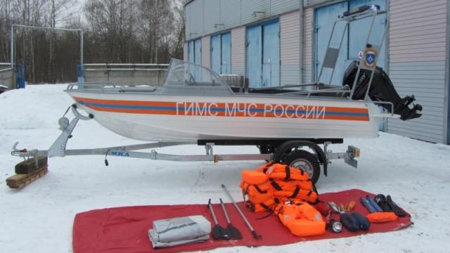 Cотрудникам МЧС России по Костромской области поступила новая техника