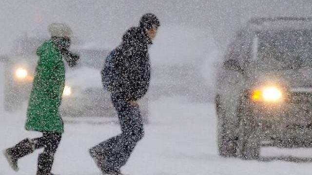 В Костромской области прогнозируется снег, метель и порывы ветра