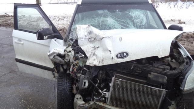 В Костроме в результате ДТП погиб мужчина