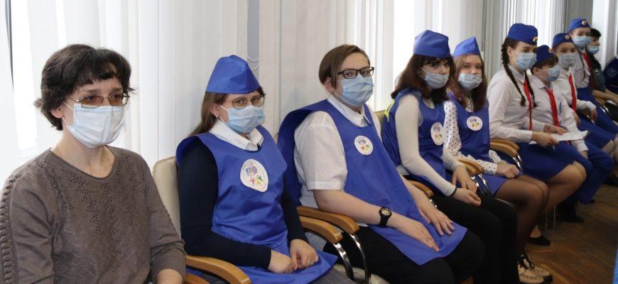 В Костроме состоялся областной Слёт юных инспекторов движения